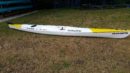 Surfski Knysna Racing Marlin