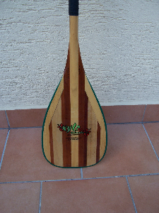 XYLOBLADZ-OUTRIGGERPADDEL mit Hülle, 136 cm