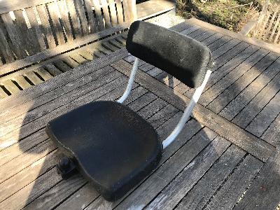 Kajak-Sitz