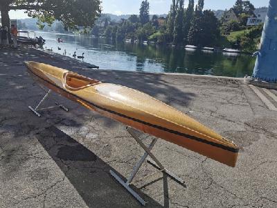 Abfahrtsboot Alessandrini