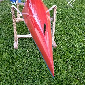 K1 Rennboot, aus 2. Hand, kaum gebraucht