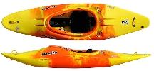 Pyranha Z.One Wildwasser Riverrunner und Spielboot